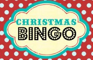 xmas bingo