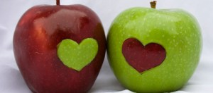 Good Apples With Hearts