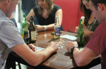 beer and bingo