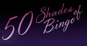 50 Shades of Bingo Logo