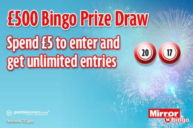 mirror bingo draw