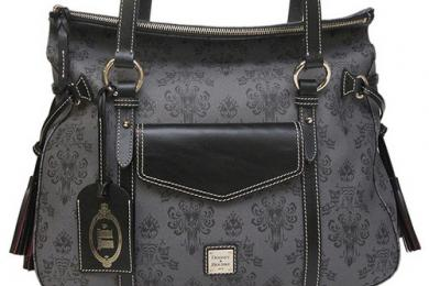 Walt Disney World WDW Disneyland Dooney and Bourke Haunted Mansion Bag Purse Handbag Exclusive