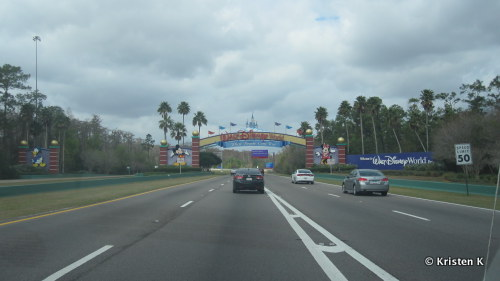 Driving Through The Arch Is A Milestone For Many Guests