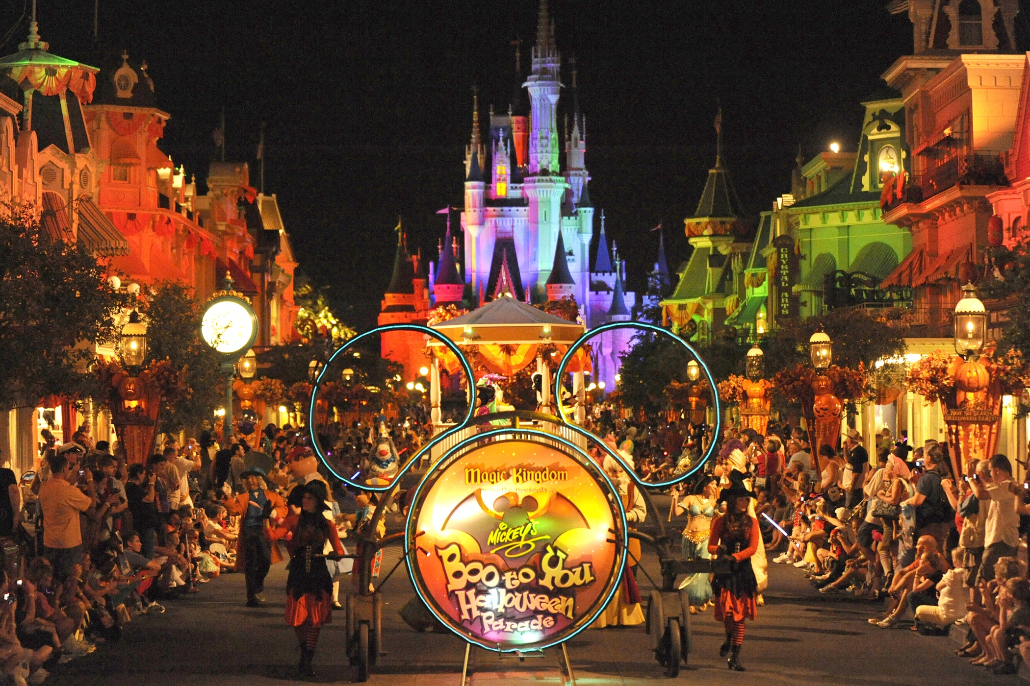 Mickey's Not So Scary Halloween Party   Lebeau's le Blog
