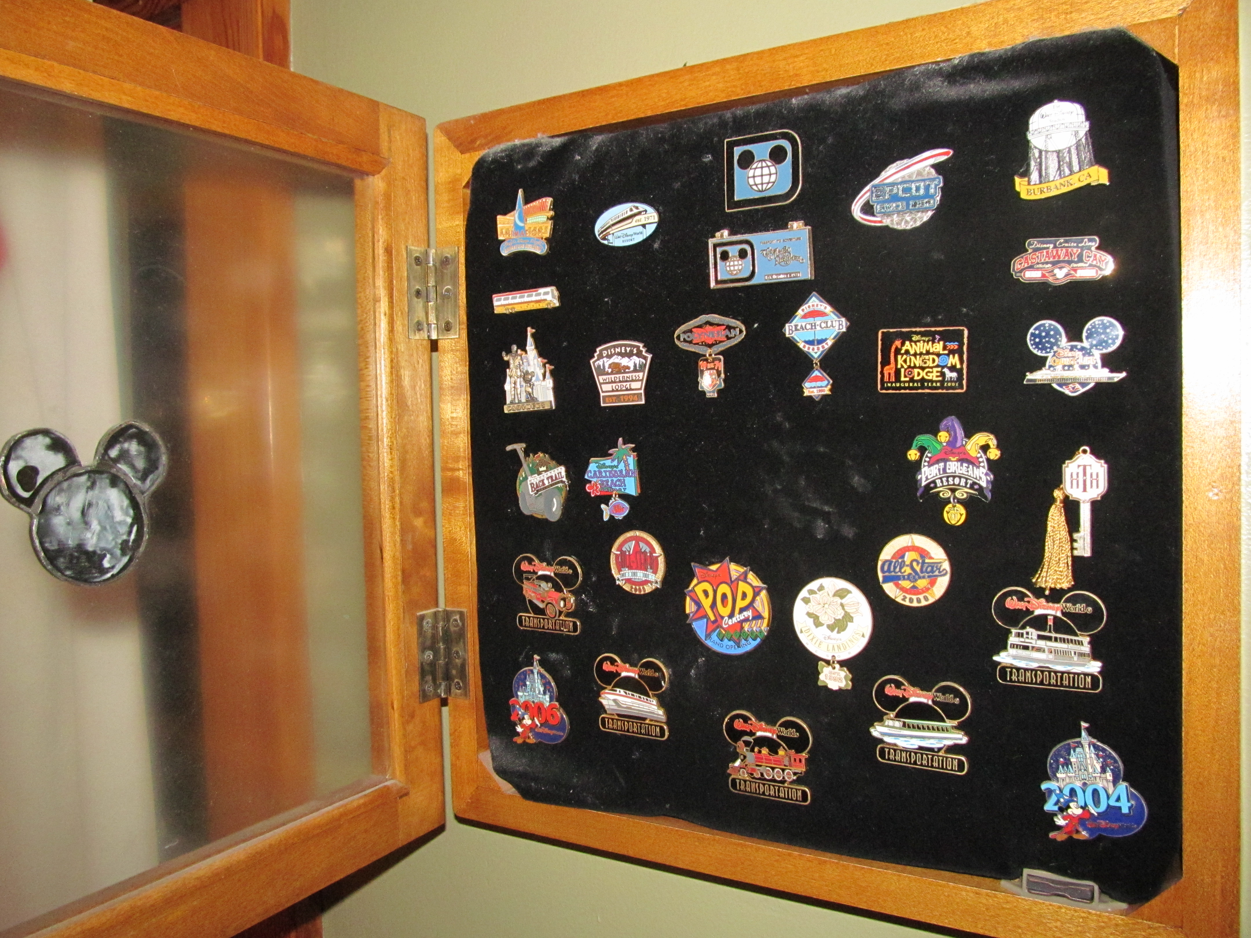 VOTE NOW: Our Pin Collection