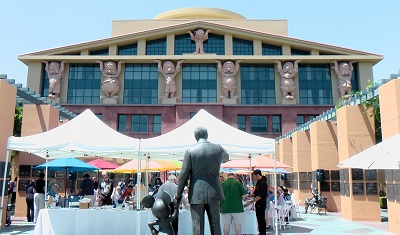 Insider Report D23 S Destination D Tour Of Disney Animation Studios
