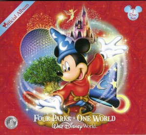 Four Parks One World CD