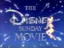 disney sunday movie