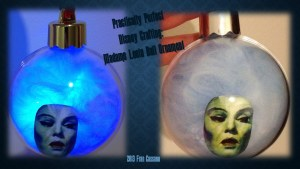PPDC Madame Leota Ball Ornament