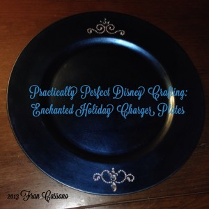 PPDC Enchanted Holiday Charger Plates 1