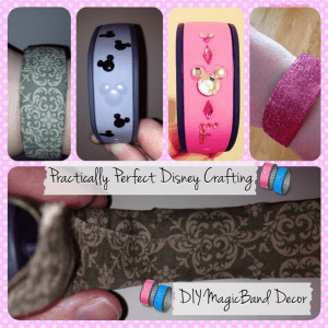 PPDC DIY MagicBand Decor