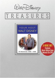 Walt Disney Treasures: Your Host Walt Disney
