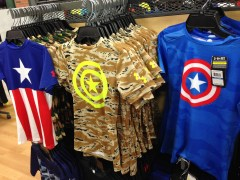 Children's Alter Ego Clothing by Under Armor