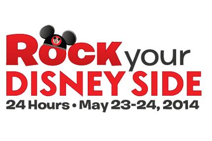 rock your disney side 2014 logo