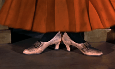 Mary Poppins Shoes