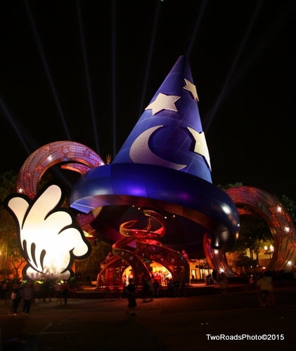 Looking for Magic: So Long to the Sorcerer's Hat - WDW ...