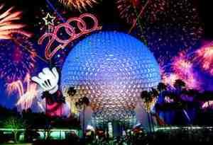 Epcot Millennium Celebration - Disney
