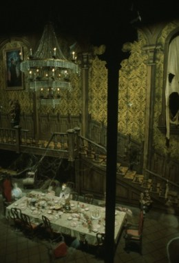 haunted mansion ballroom - disney