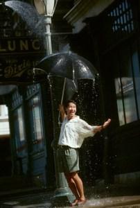 singin' in the rain - disney
