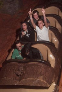 Splash Mountain - Blake Taylor