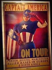 Avengers Station Captain America