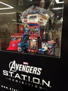 Avengers Store