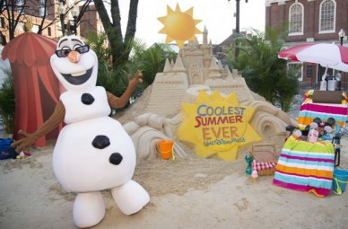 coolest summer ever - disney