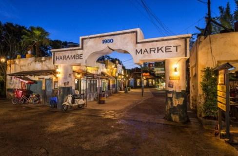 harambe market entrance