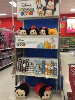 Disney Tsum Tsum's at Target