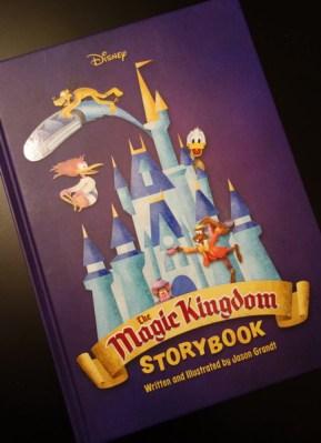 The Magic Kingdom Storybook