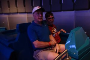 Spaceship Earth on ride