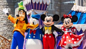 Dream Along With Mickey - Disney