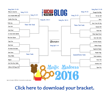 Magic Madness Download Bracket Graphic