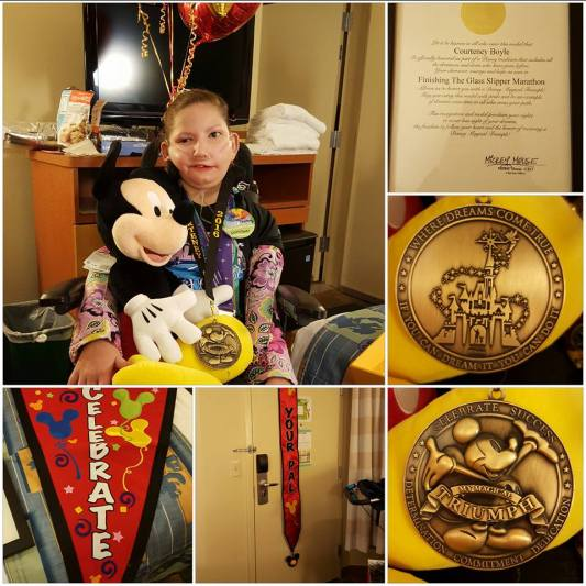 courteney mickey medal christine boyle