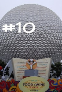 Food and Wine - kf / Walt Disney World Bucket List #10