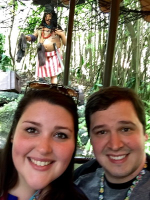 Walt Disney World Watercraft Selfies 2