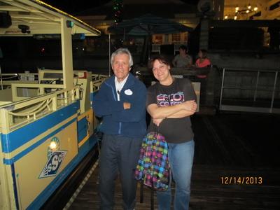 Walt Disney World Watercraft Selfies 4
