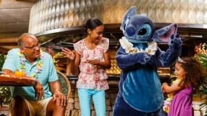 Ohana Polynesian Village - Disney
