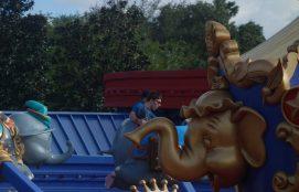 Dumbo flying high