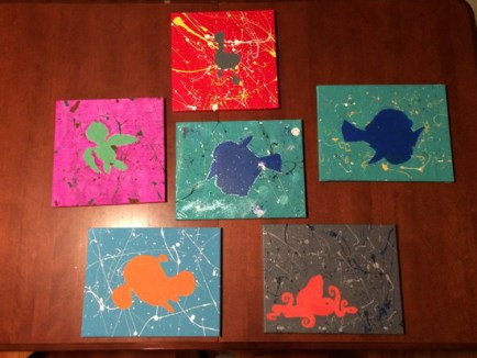 Finding Dory Craft 7