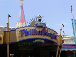 walt disney world attractions - mickey's philharmagic