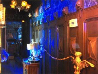 Haunted Mansion Hallway 14