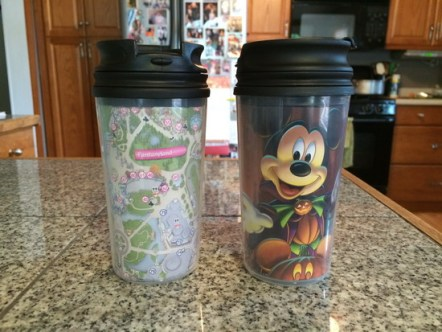 Walt Disney world Travel Mug Craft 5