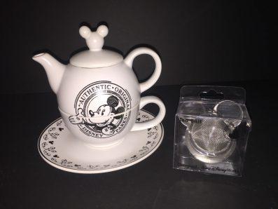Disney Tea Pot Vanessa Prince