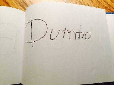 Autograph Book - Blake