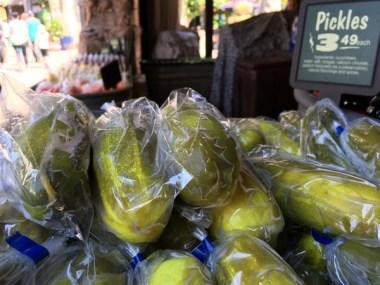 Disneyland Pickle