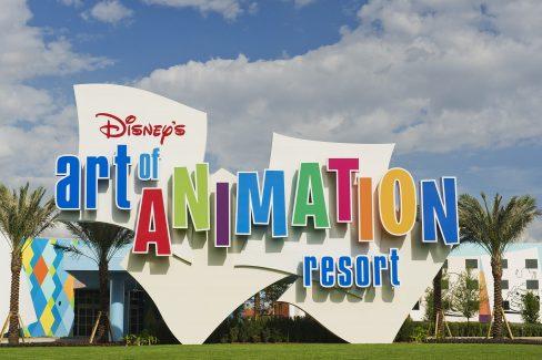 Disney's Art of Animaiton Resort