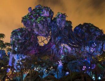 Pandora Floating Mountains - disney