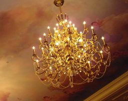 Be Our Guest Light Fixtures