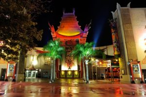 The Great Movie Ride copyright Disney